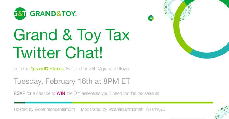 Join us as we talk organizing for tax time with our friends at Grand and Toy. Its all about doing it yourself this tax season.