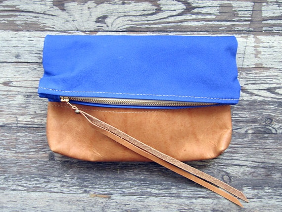 bright blue!: Style, Fashion Wishlist, Handmade Clutches, Scouts, Bright Blue, Leather Bags, Cobalt Bags, Silk Clutches, Products
