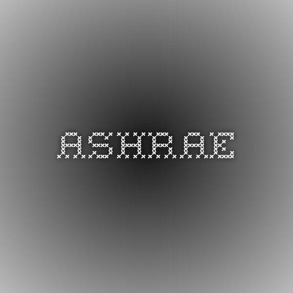 ASHRAE Owing and Operating Cost Database