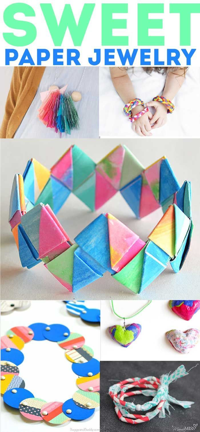 1318 best images about kids art crafts on pinterest for Cool paper projects