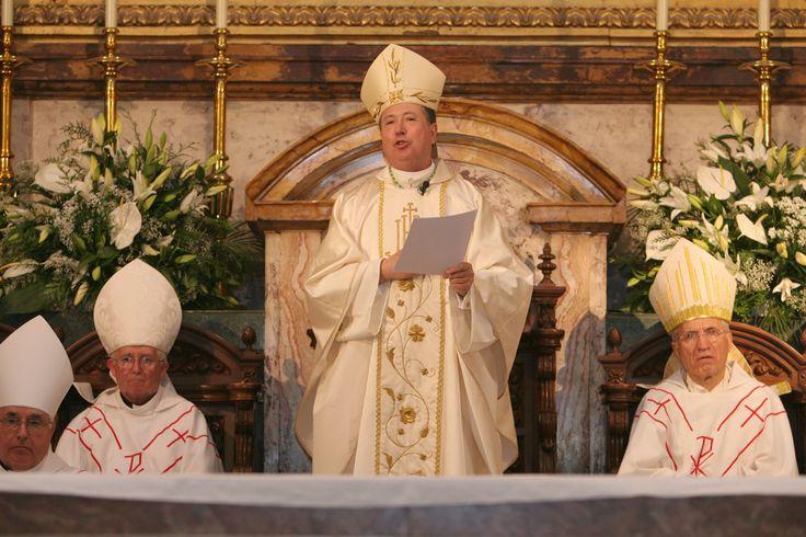 El Ejército obliga a soldados a ir a una charla religiosa del arzobispo castrense