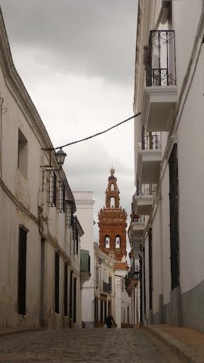 Torre de San Miguel, Jerez de los Caballeros, Spain, Spring 2012