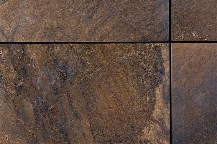 BuildDirect – Porcelain Tiles - Medieval Series – Exotic Copper - Close View
