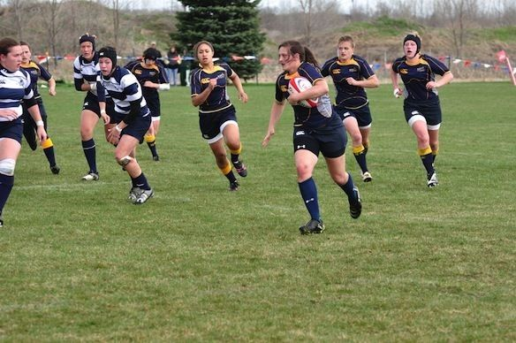 14 Things Being A Female Rugby Player Taught Me Thought Catalog Rugby Girls Rugby Workout Rugby Training