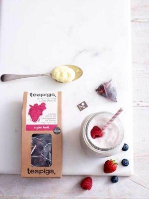 shake it up with a teapigs teashake!