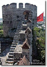 http://turkey.mycityportal.net - Yedikule Fortress, Istanbul, Turkey - City walls