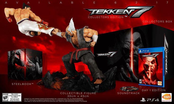 Tekken 7 release date announced - New online game network #news #tech #world