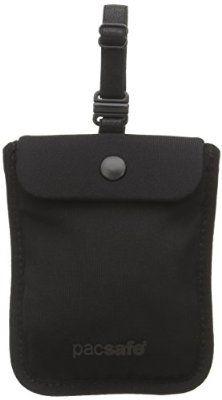 Pacsafe Coversafe S25 - Geheime BH-Tasche