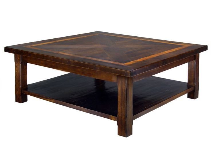 11 best rectangular dining tables images on pinterest - Standard coffee table height ...