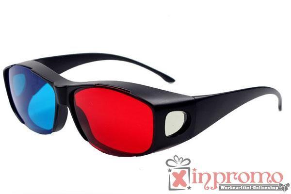 3D Brille mit Ihrem Logo bedruckt als Werbemittel - Werbeartikel Grosshandel | Werbeartikel bedrucken | Grünstige Werbemittel