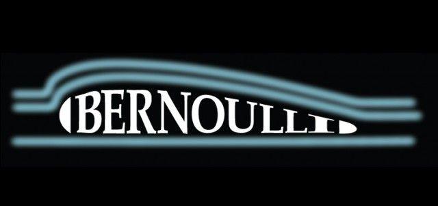 Bernoulli (Si los físicos famosos tuviesen logo - Naukas)