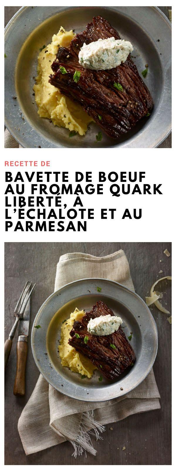 #bavette #boeuf #fromage #parmesan #échalote