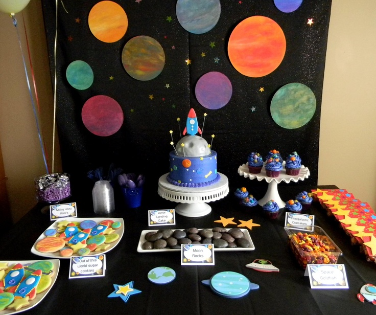 decorations for outer space party 72 best images about space party ideas on pinterest cake