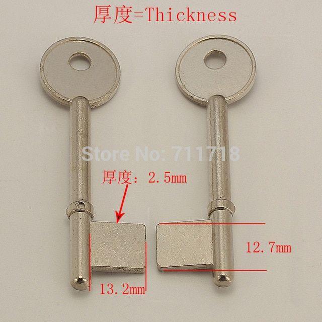 Yp509 House Empty Key Blanks Locksmith Supplies Home Blank Keys 5 Pieces Lot Review Key Blanks Locksmith Key