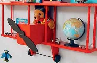 Maybe one day we'll have a little boy and can put this in his airplane room =)