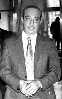 Colombo crime family Boss Carmine Persico