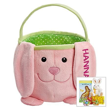 Furry Friend Easter Basket