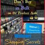 The mission of Grocery Shop for FREE at The Mart is to help you spend as little as possible on the things you need at Walmart.  While this blog focuses mainly oncouponing, there are many other ways to save and to get the maximum amount for the money you...