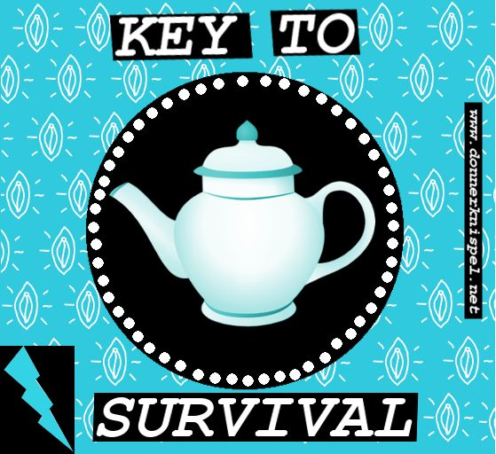 Key To Survival: Coffee!! Morning