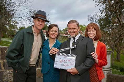 For the Doctor Blake Mysteries  ABC TV's photo.