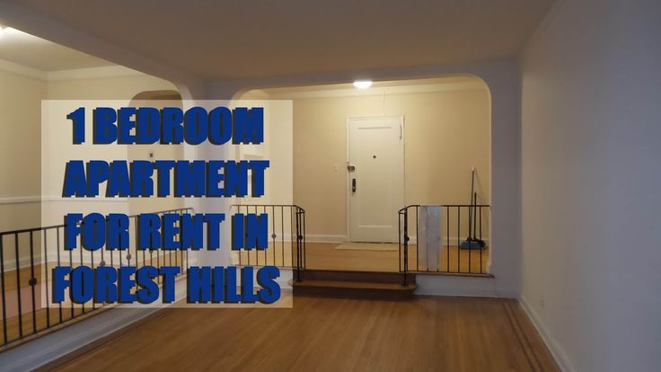 Huge 1 bedroom apartment for rent in Forest Hills, Queens, NYC