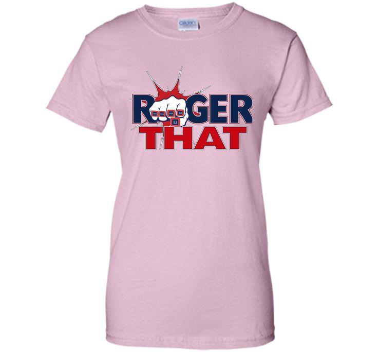 Tom Brady Roger That tshirt