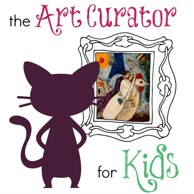 The Art Curator - experiencing art with kids of all ages