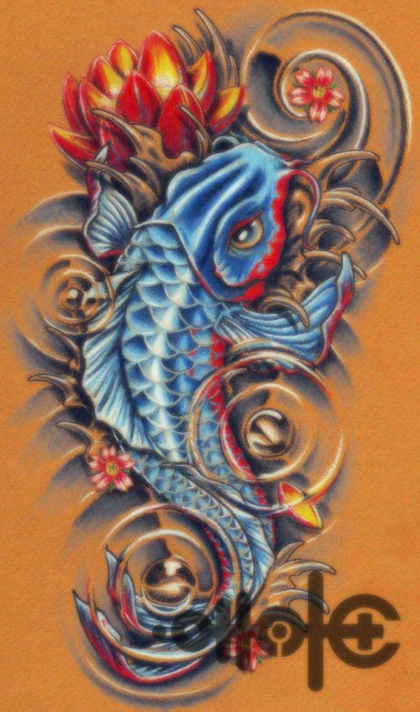 best 25 koi dragon tattoo ideas on pinterest dragon koi fish koi dragon and dragon koi. Black Bedroom Furniture Sets. Home Design Ideas