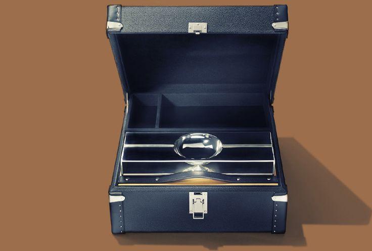Boîte à cigares de luxe, contenance 100 cigares | Human Heritage