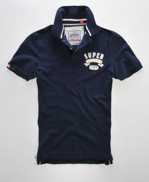 Superdry Men's SUPER DRY Polo Shirt   $42.91   -superdryuk-outlet.co.uk