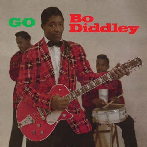 Bo Diddley Go Bo Diddley – Knick Knack Records