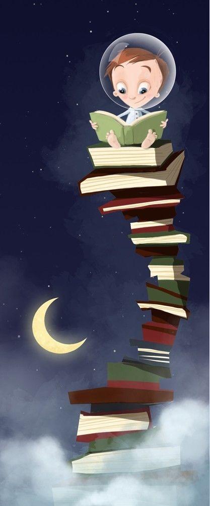 Prendre de la hauteur grâce à la lecture