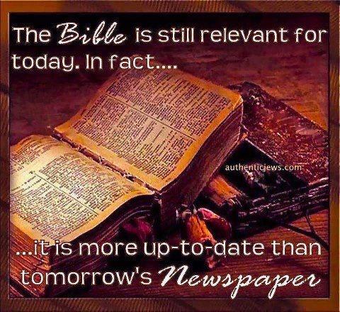 Read the Bible and Pray Every Day! Joshua 1:8, Matthew 24:35, Luke 4:4, Revelation 22:16-21