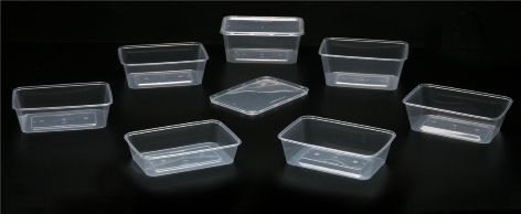 BBC Plastics | Rectangular Containers  Some supposed business expert on TV recently said Australia could not compete making low value high volume products and needs to invest in high value, low volume ones. What a dufus! Exactly the opposite is true. While high value manufacturers of appliances, cars and electronics have all left over the years, it is the low value, high volume manufacturers like BBC plastics that have survived. These things are really cheap to make, but expensive to ship.