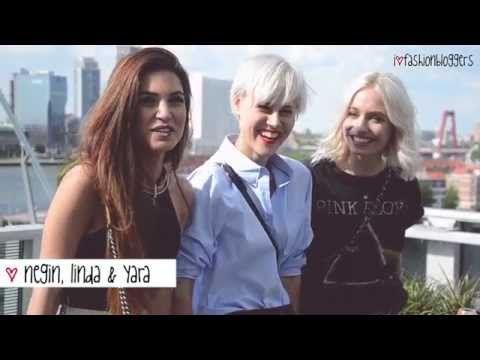 ilovefashionbloggers Q&A - YouTube #fasion #bloggers #neginmirsalehi #lindatol #yara #ilovefashionbloggers #event #party #sunny #terrace #nhow #nhowrotterdam #thisisnhow
