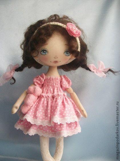 Коллекционные куклы ручной работы. Ярмарка Мастеров - ручная работа Кукла Кира. Handmade.