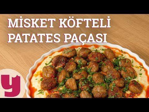 Misket Köfteli Patates Paçası Tarifi, Nasıl Yapılır? (Videolu) - Yemek.com