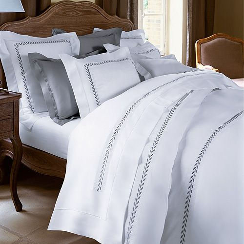 Yves Delorme Laurier Bedding Just Bought This Bedding