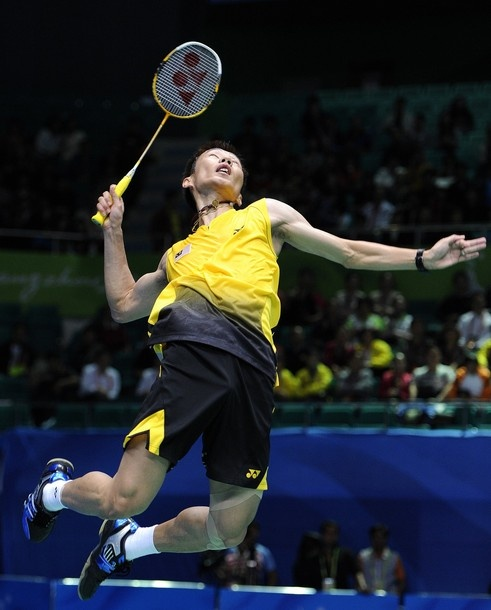 Jump Smash - Lee Chong Wei