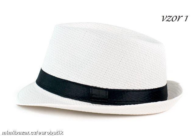 Klasický letní klobouk cz14106
