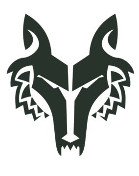 Wolf logo research