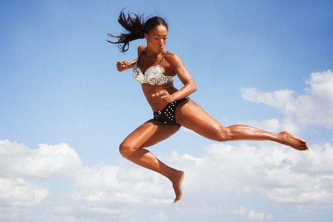 Ötlet Szerda: Tiffany Rothe edzések otthonra ~ Kozmopolita Blog