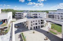 Wohnanlage von bogevischs buero in München / Polygonale Genossenschaft - Architektur und Architekten - News / Meldungen / Nachrichten - BauNetz.de