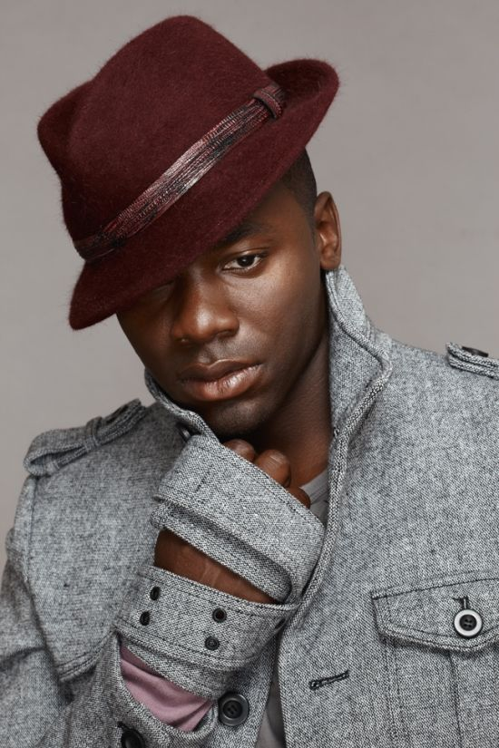 STYLE IS: Courage  Derek Luke is an American actor. He won the Independent Spirit Award for his big-screen debut performance in the 2002 film Antwone Fisher, directed and produced by Denzel Washington.