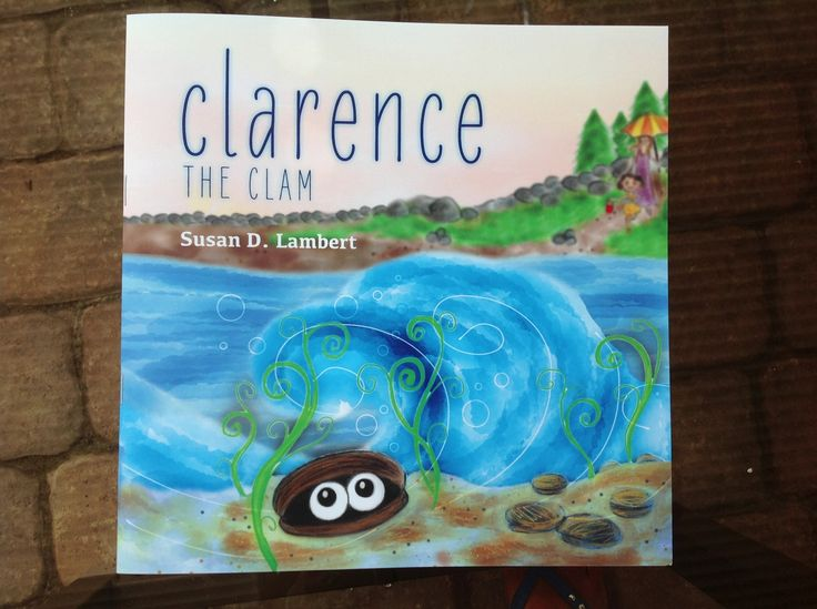 Clarence the Clam is now available via Amazon! Don't miss out on this sweet story about keeping animals in their natural habitats, and a touching moment between a mother and her daughter.  http://www.amazon.com/Clarence-Clam-Susan-Dodd-Lambert/dp/0988389355
