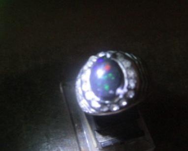 Black Opal Kalimaya Jarong Galian Sodong. Cek di Bukalapak