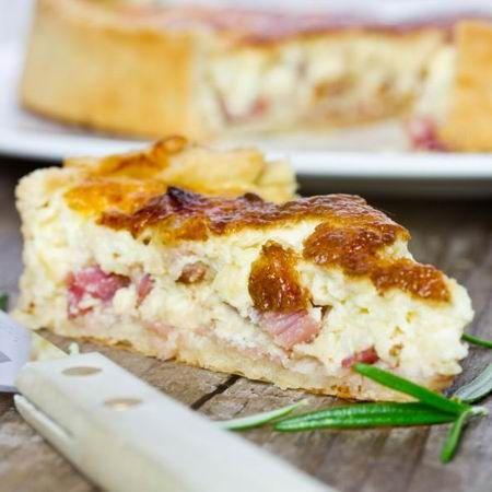 Egy finom Quiche lorraine ebédre vagy vacsorára? Quiche lorraine Receptek a Mindmegette.hu Recept gyűjteményében!