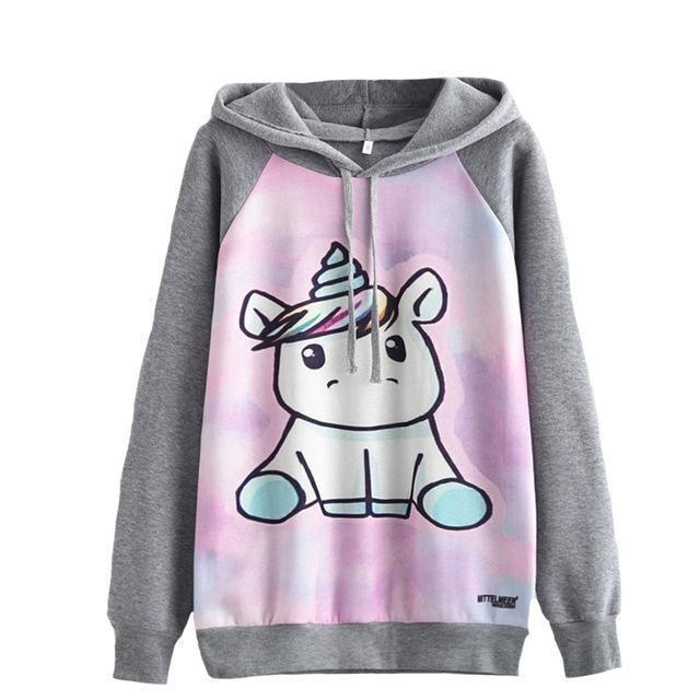 Baby Unicorn Hoodie