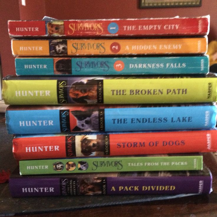 Warriors Erin Hunter Books In Order: 27 Best Survivor Dogs Images On Pinterest