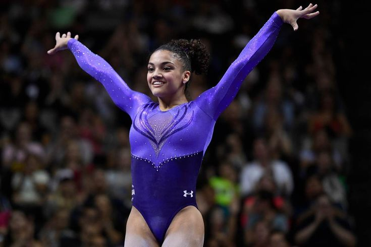 Congratulations to Laurie Hernandez, the first Latina on the U.S. Olympic gymnastic team since 1984. See you in Rio, Laurie.